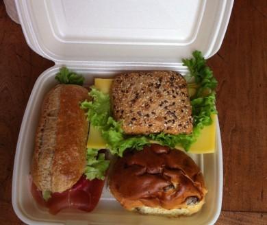 Lunchpakketten